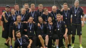 Vaasa Saints SM-Viikolla