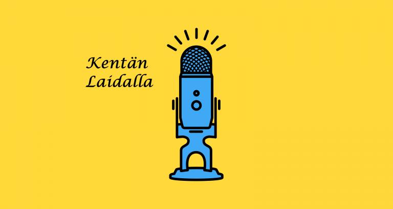 Kentän Laidalla Podcast tekee paluun
